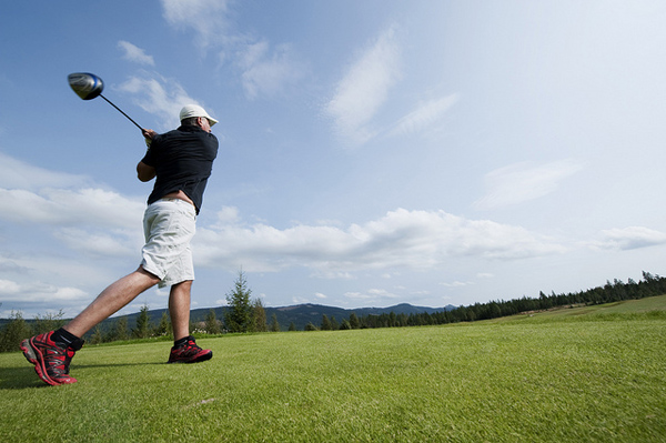 Golf - Image Credit: https://www.flickr.com/photos/trysil/5865597031/