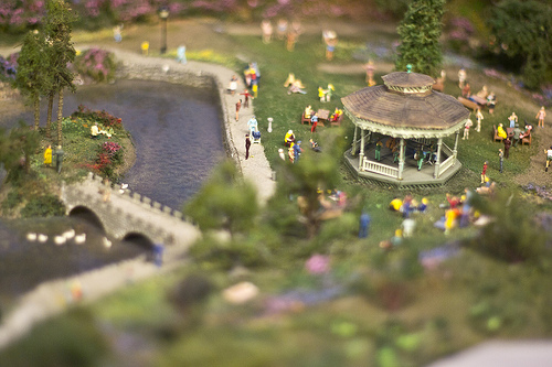 Miniature World Victoria - Photo Credit: http://www.flickr.com/photos/ruocaled/8460101030/